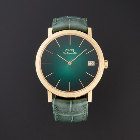 Piaget Altiplano Ultra Thin Automatic // GOA42052 // Store Display