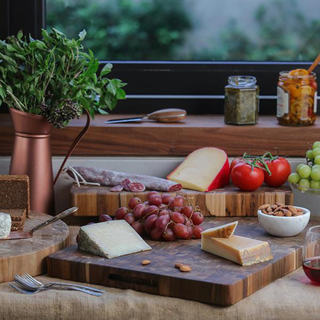 Butcher Block Collection // Cheeseboard