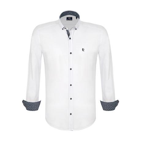 Grant Dress Shirt // White (S)