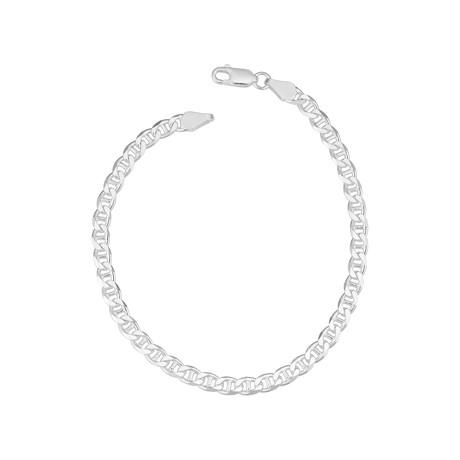 Sterling Silver Mariner Bracelet
