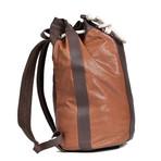 Backpack // Chestnut + Brown