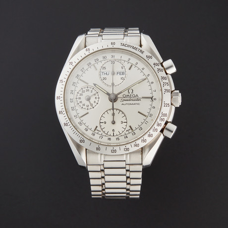 Omega Speedmaster Day-Date Chronograph Automatic // 3521.3 // Pre-Owned