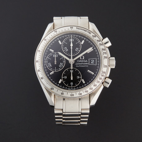 Omega Speedmaster Date Chronograph Automatic // 3513.5 // Pre-Owned