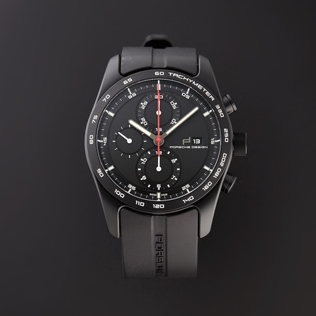 Porsche Design Chronograph Automatic // 6010.1010.01062 // New