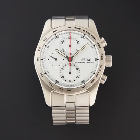 Porsche Design Chronograph Automatic // 6010.1020.02022