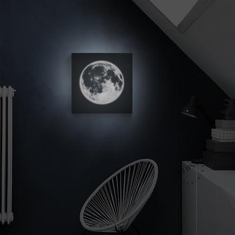 NIGHTLIGHT Moon Frame
