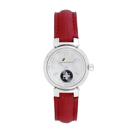 Louis Vuitton Ladies Tambour Quartz // Q12M0 // Pre-Owned