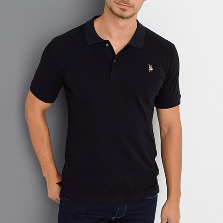 Ken Polo // Black (Small)