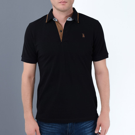 Gino Polo // Black (Small)