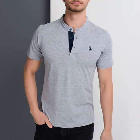 Jase Polo // Gray (Small)