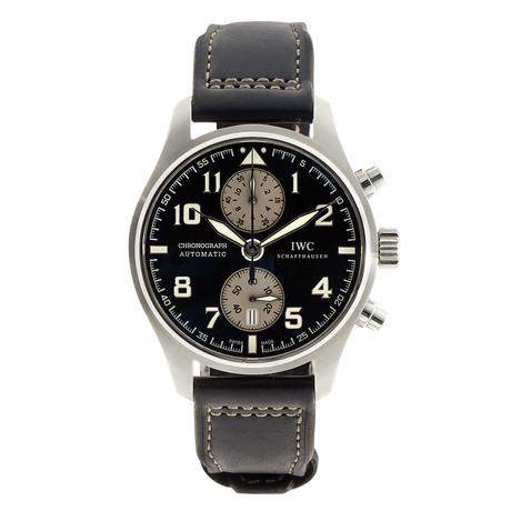 IWC Pilot Antoine de Saint Exupéry Chronograph Automatic // IW3878-06 // Pre-Owned
