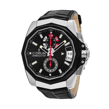 Corum Admiral's Cup Chronograph Automatic // 04010104/0F01AN