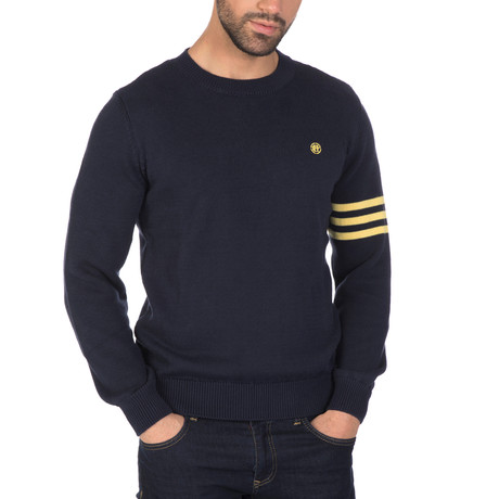 Rocco Pullover // Navy (XS)