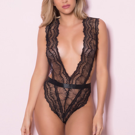 Eliza Teddy // Black (QU)