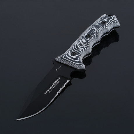 The Special Force Outdoor Survival Knife