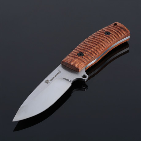 The Lizard Outdoor Survival Knife