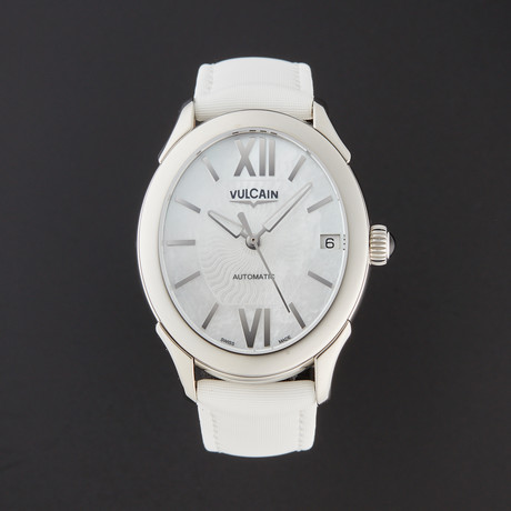 Vulcain Ladies Automatic // 610164N20BAS412