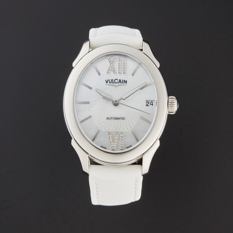 Vulcain Ladies Automatic // 610164N2SBAS412