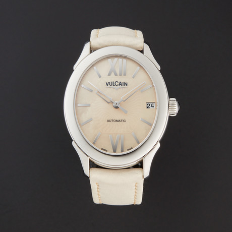 Vulcain Ladies Automatic // 610164N70BAS415