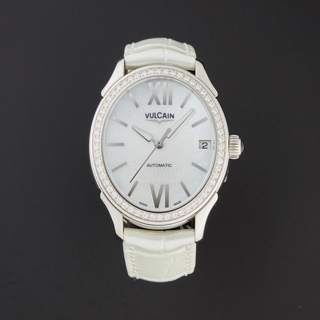 Vulcain Ladies Automatic // 61L164N20BAL412