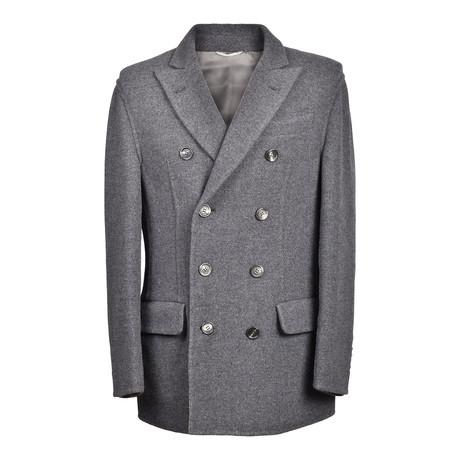 Wool Jacket // Gray (Euro: 46)