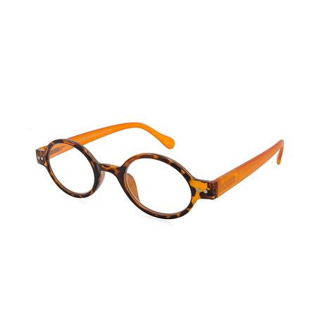 Remi Readers // Orange Tortoise (+1.00)