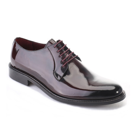 Cesc Dress Shoes // Bordeaux (Euro: 40)