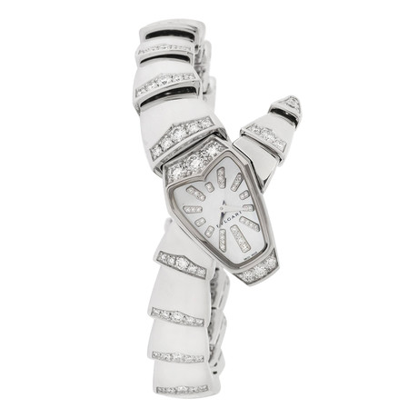 Bulgari Ladies Serpenti Quartz // 102366 // Store Display