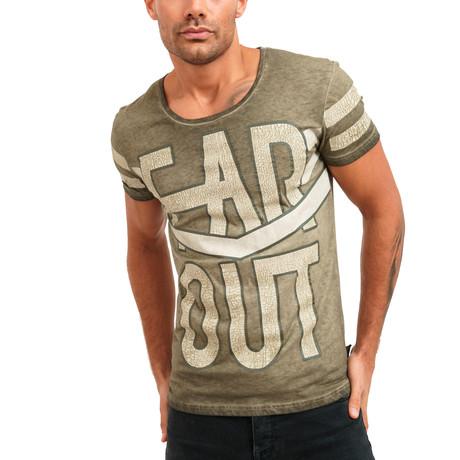 Brandon T-Shirt // Khaki (S)