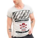 Dead Zone T-Shirt // Gray (Small)