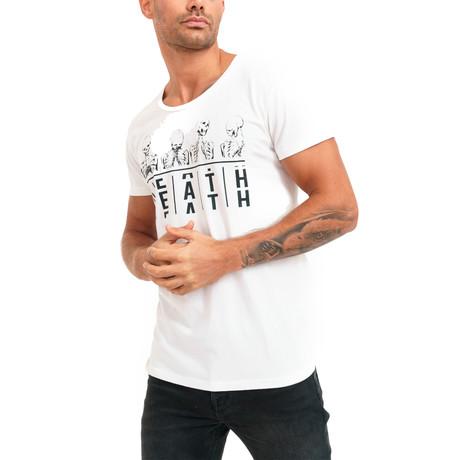 Jared T-Shirt // White (S)