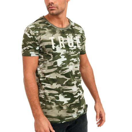 Jase T-Shirt // Green (S)