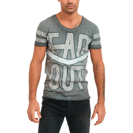 Brandon T-Shirt // Anthracite (Small)