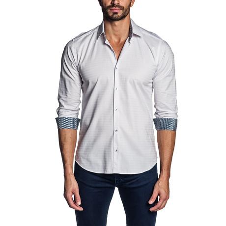 Long Sleeve Shirt // White (S)