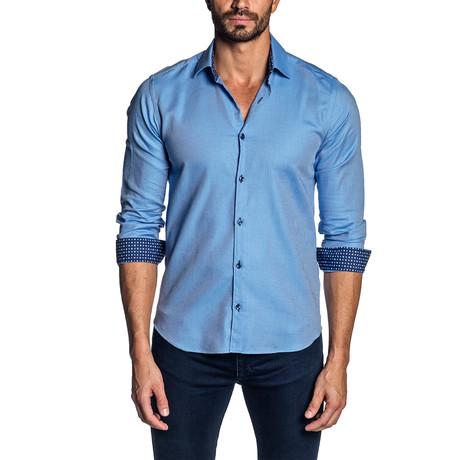 Long Sleeve Shirt I // Blue (S)