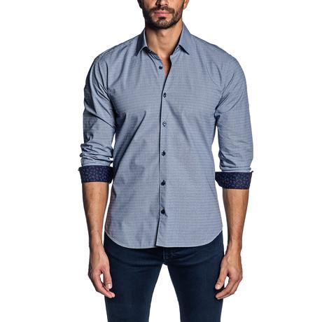 Long Sleeve Shirt II // Blue (S)