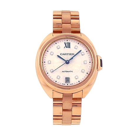 Cartier Ladies Cle de Cartier Automatic // WJCL0033