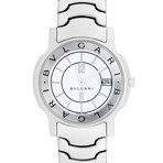 Bulgari Solotempo Quartz // ST35S // Pre-Owned