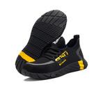S Series // Black + Yellow (US: 7.5-8)