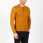 Jerry Tricot Sweater // Camel (S)