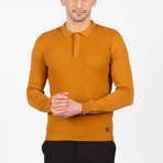 Jerry Tricot Sweater // Camel (M)