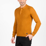 Jerry Tricot Sweater // Camel (XL)