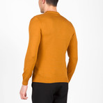 Jerry Tricot Sweater // Camel (2XL)