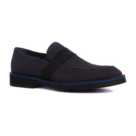 Niko Classic Shoe // Navy Blue (Euro: 39)