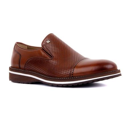 Charlie Classic Shoe // Tobacco (Euro: 39)