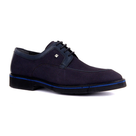 Marshall Classic Shoe // Navy Blue (Euro: 39)