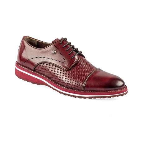 Oscar Classic Shoe // Claret Red (Euro: 39)