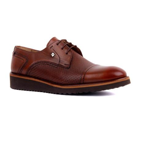 Gary Classic Shoe // Tobacco (Euro: 39)