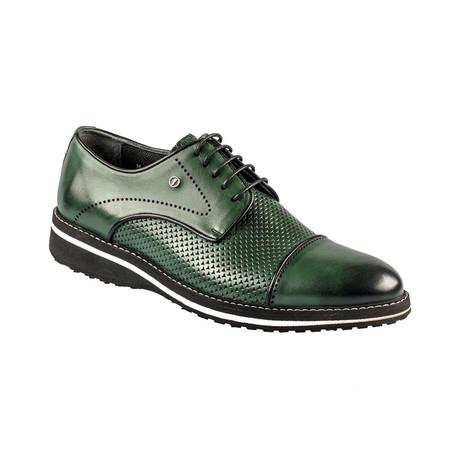 Dwight Classic Shoe // Green (Euro: 39)