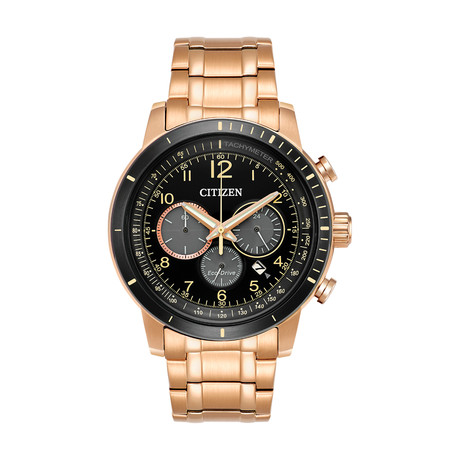 Citizen Brycen Chronograph Quartz // CA4359-55E